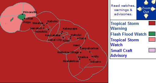More September Than July East Of Rockies Tropical Storm